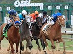 Live Racing January - April! Casino Gaming & Simulcast Horseracing Year-Round