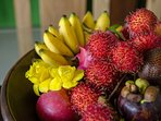 Balinese fresh fruits