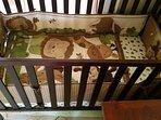 Crib for precious baby