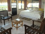 palapa bed room