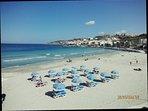 Ghadira Beach