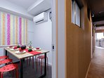 8 bedrooms!/Ikebukuro/4 min to sta/Family/Group
