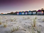 Colourful Chalets between Sutton and Sandilands