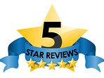 Trusted 5 star rating from our guests