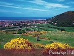 View of Prestatyn Town