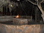 Boma - open air fire pit