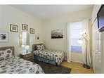 One of 2 twin bedrooms