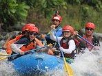 White Water Rafting in Manuel Antonio/Quepos