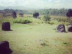 plain of jars situated 5 min from our property
