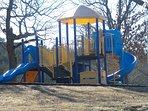 Kids Playground short walk from this unit