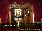 Adeline's Dining room - Seats 15