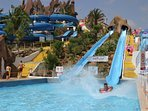 Nearby water park