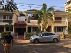Rosvilla guesthouse benaulim GOA