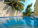 Luxury Villa Dubrovnik Garden with a pool by the sea