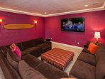 Indoors,Room,Entertainment Center,Home Theater,Bedroom