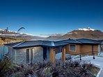 Luxury Accommodation in Queenstown at Bel Lago - fantastic hillside location