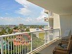 Balcony The Terrace at Pelican Beach Resort Destin Florida Vacation Rentals