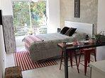 Newly renovated place, in the heart of the bohemian quarter Providencia Barrio Bellavista