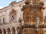 Piazza Salandra, centro storico di Nardò