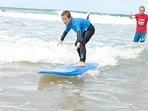 Great surfing beaches