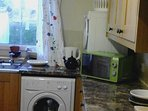 Kitchen washing machine & small tumble dryer