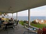 The Lake House with stunning views of Lake Ontario