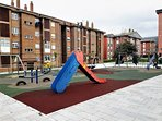 Parque infantil urbanización