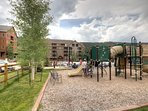 Playground,Building,Downtown,Town