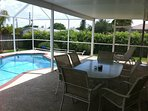 Screened Pool & Patio