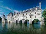 Les châteaux de la Loire à moins d'1 heure