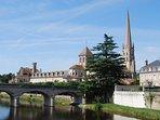 St Savin, patrimoine mondial de l'Unesco