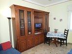 Ca' Stella living room (TV SAT)