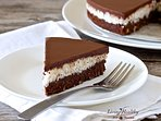 Mouth watering gluten free chocolate/coconut dessert