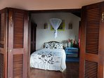 Beach bedroom - guest house