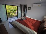 3rd Bedroom with nature view