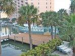 Dockside-2 Bedroom/2 Bathroom Waterfront Condominium-Clearwater Beach, FL-Community Pool