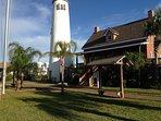 Lighthouse, St George Island