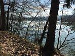 Winter sun in Marciac