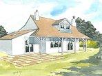 49005 House in Lulworth