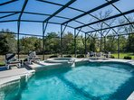 Pool + Spa