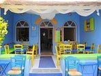 Tinos traditional Cafe