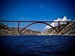 Maslenica old bridge