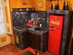 La cucina (piano inf)