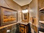 Rec Room Powder Bath