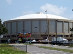 Gulf Coast Coliseum just 10 minutes from cottage.