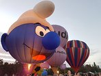 Canberra Balloon Spectacular  (Held in March)