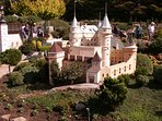 Cockington Green Gardens -Highly detailed miniature buildings and magical landscaped gardens.