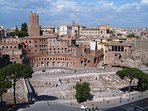 Roman Forums and Trajan Markets, close to home