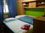 habitación ideal para una o dos personas