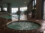 Jacuzzi #1 and Indoor Heated Pool